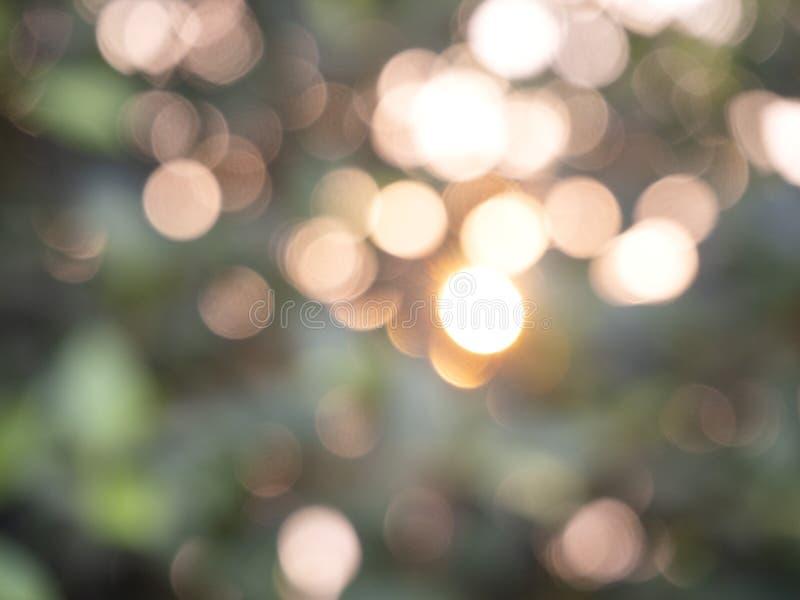 Abstrakt bakgrundsljusbokeh fotografering för bildbyråer