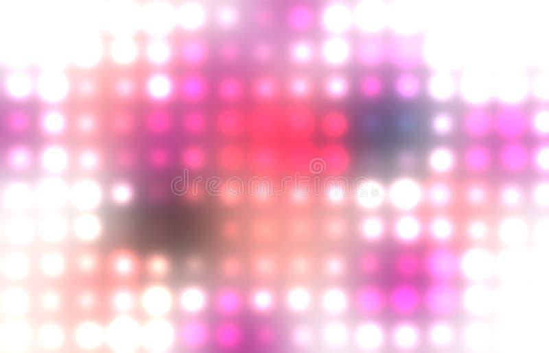 abstrakt bakgrundspink royaltyfri illustrationer