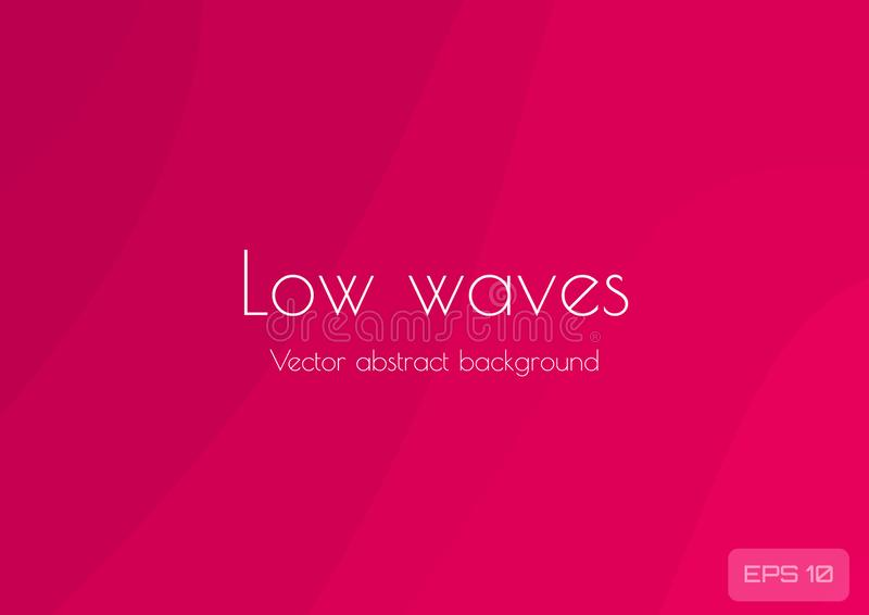 abstrakt bakgrundsred Krabba linjer lutning f?r geometriska band, i purpurf?rgad och r?d stil texturerad modell stock illustrationer