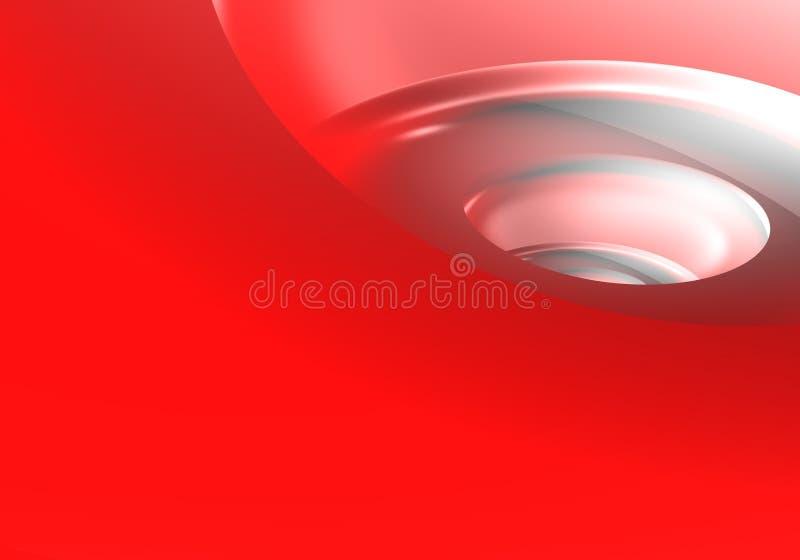 abstrakt bakgrundsredsilver vektor illustrationer