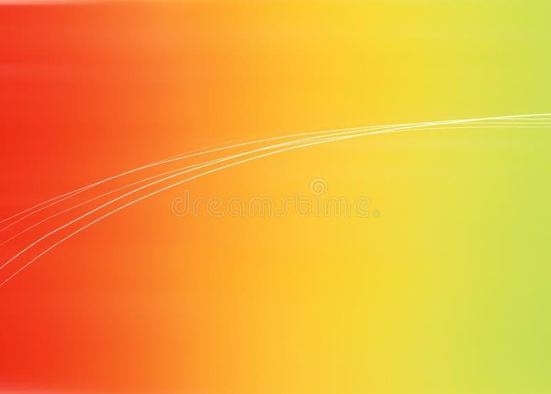 abstrakt bakgrundsregnbåge stock illustrationer