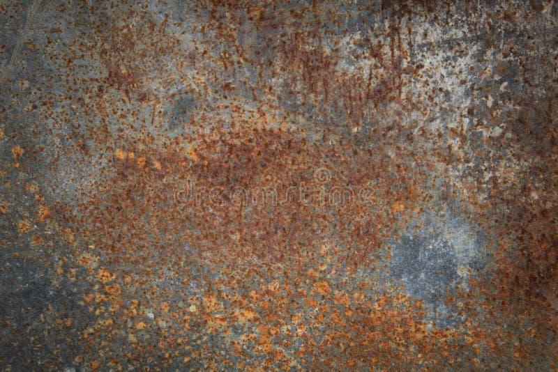 Abstrakt bakgrundsrostfärg arkivbilder