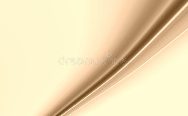 abstrakt bakgrundssepia royaltyfri illustrationer