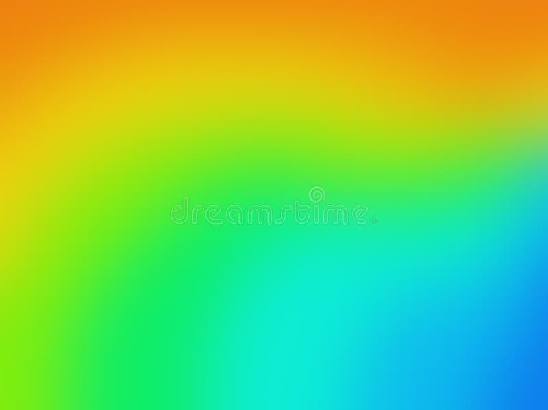 abstrakt bakgrundssommar vektor illustrationer