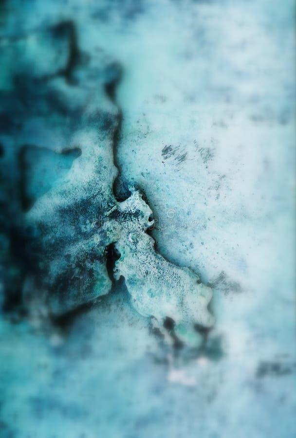 abstrakt bakgrundstexturturkos royaltyfri bild