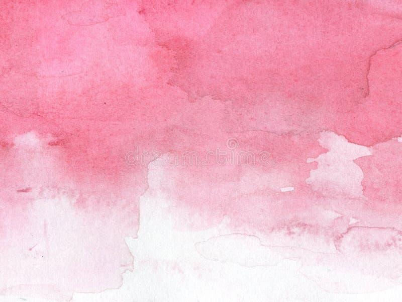 abstrakt bakgrundsvattenfärg royaltyfri illustrationer