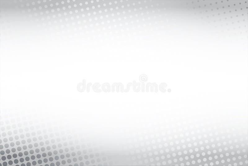 Abstrakt bakgrundsvektor för vit abstrakt gray Modern design b royaltyfri illustrationer