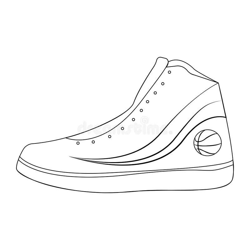 Download Abstrakt basketetikett vektor illustrationer. Illustration av activatoren - 106826595