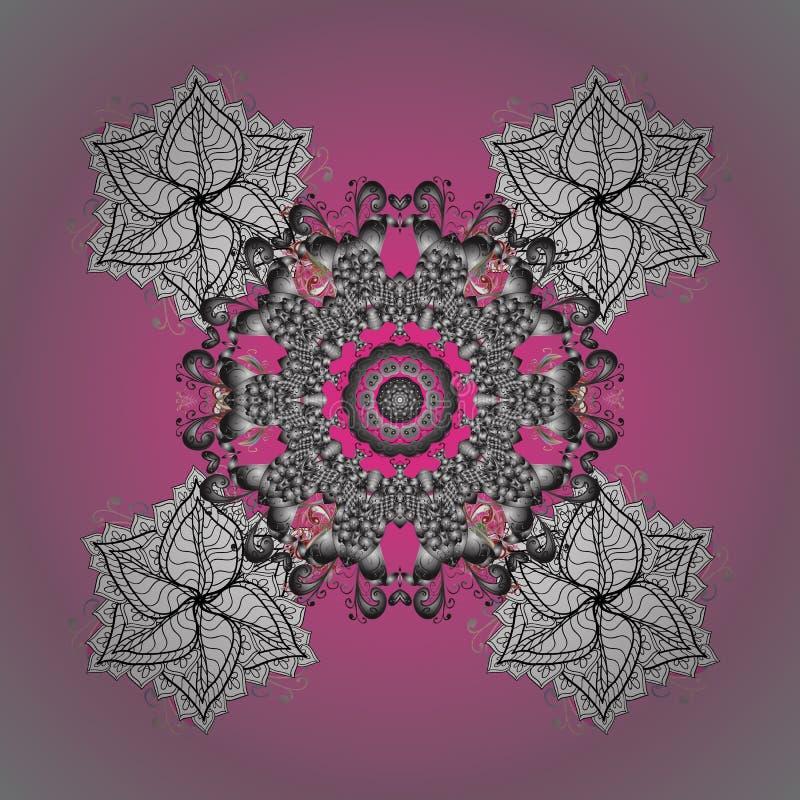Abstrakt begrepp färgad bild vektor illustrationer