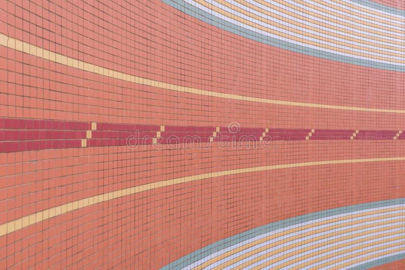 abstrakt begrepp för textur för vägg för mosaiktegelplatta för bakgrund arkivfoton