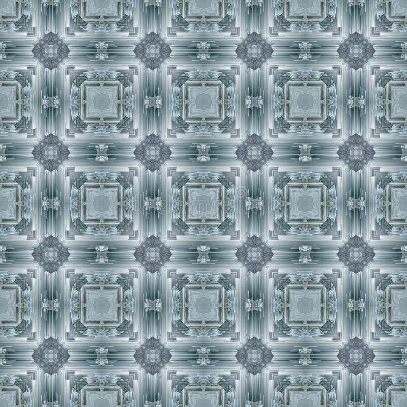 Abstrakt begrepp f?r bakgrund f?r mosaik f?r modellexponeringsglas Geometrisk tapet vektor illustrationer