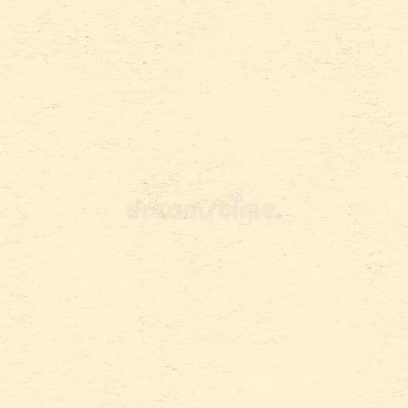 Abstrakt begrepp knäckt sömlös textur - guling royaltyfri illustrationer