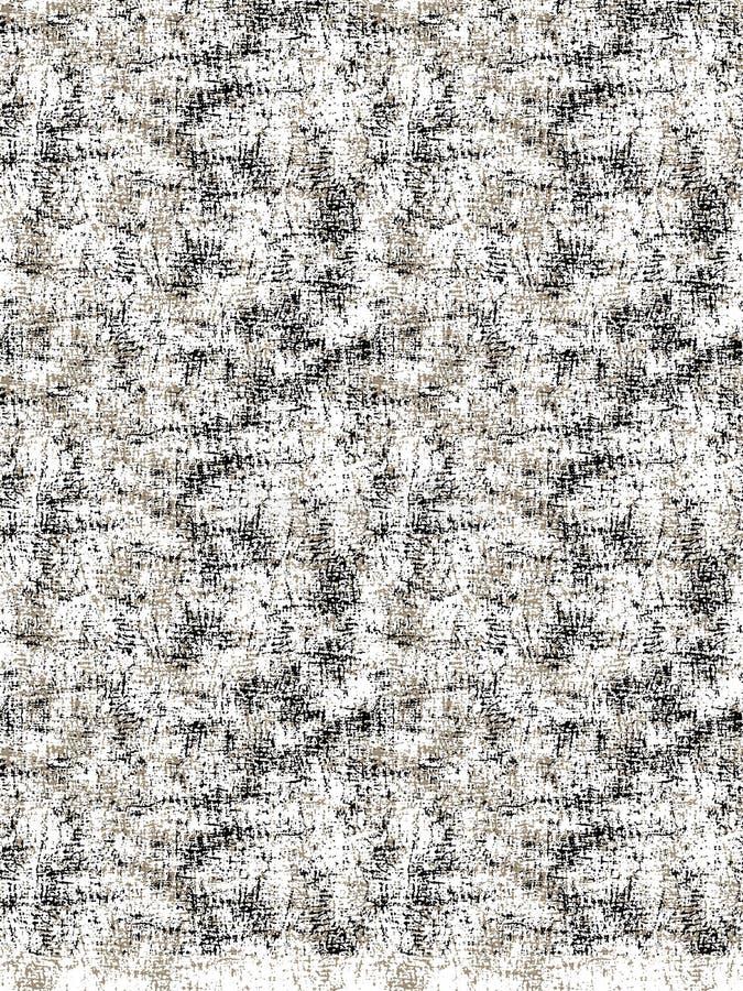 Abstrakt begrepp spridd blom- prickvitbakgrund arkivfoto
