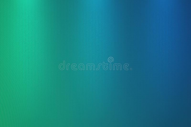 Abstrakt begreppbakgrund för turkosblå gräsplan stock illustrationer