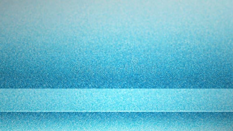 abstrakt begreppblått för mellanrum 3d tömmer studiobakgrund Podiumskärm med kopieringsutrymme för skärm av den nöjda designen Ba royaltyfria bilder