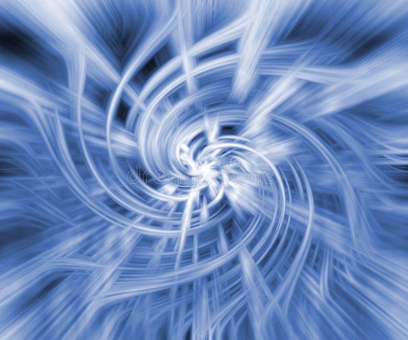 abstrakt begreppbristningslampa vektor illustrationer
