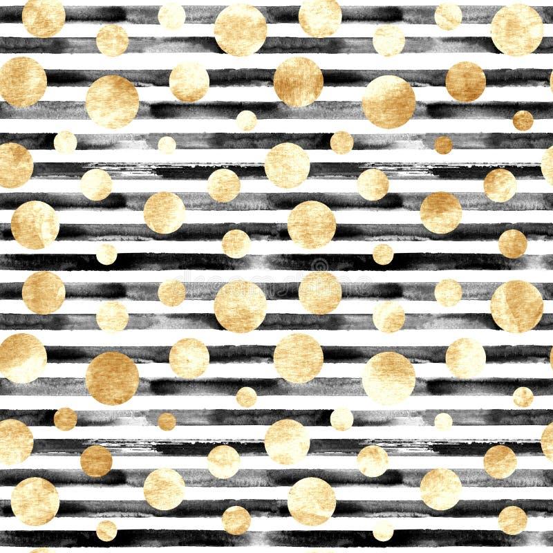 Abstrakt begreppcirklar och sömlös modell för band arkivbilder