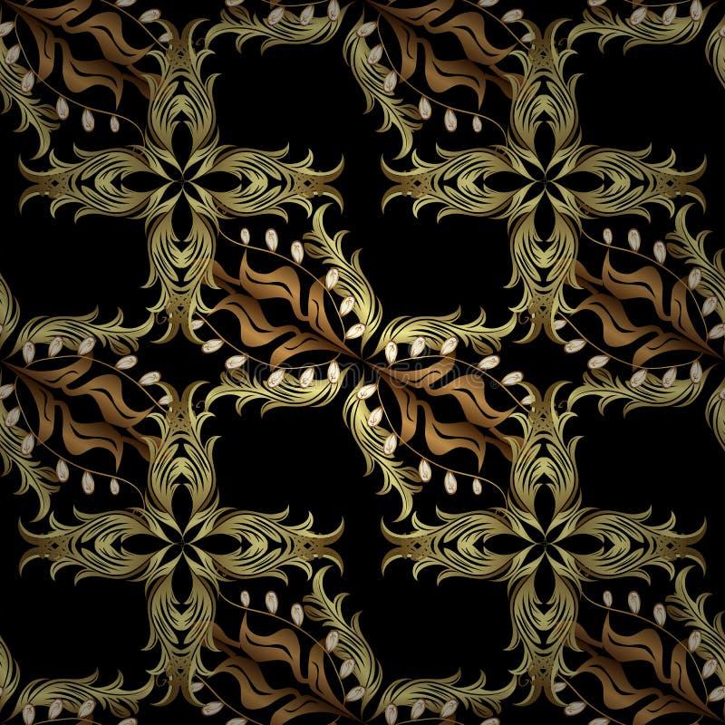 Abstrakt begreppfärgbild vektor illustrationer