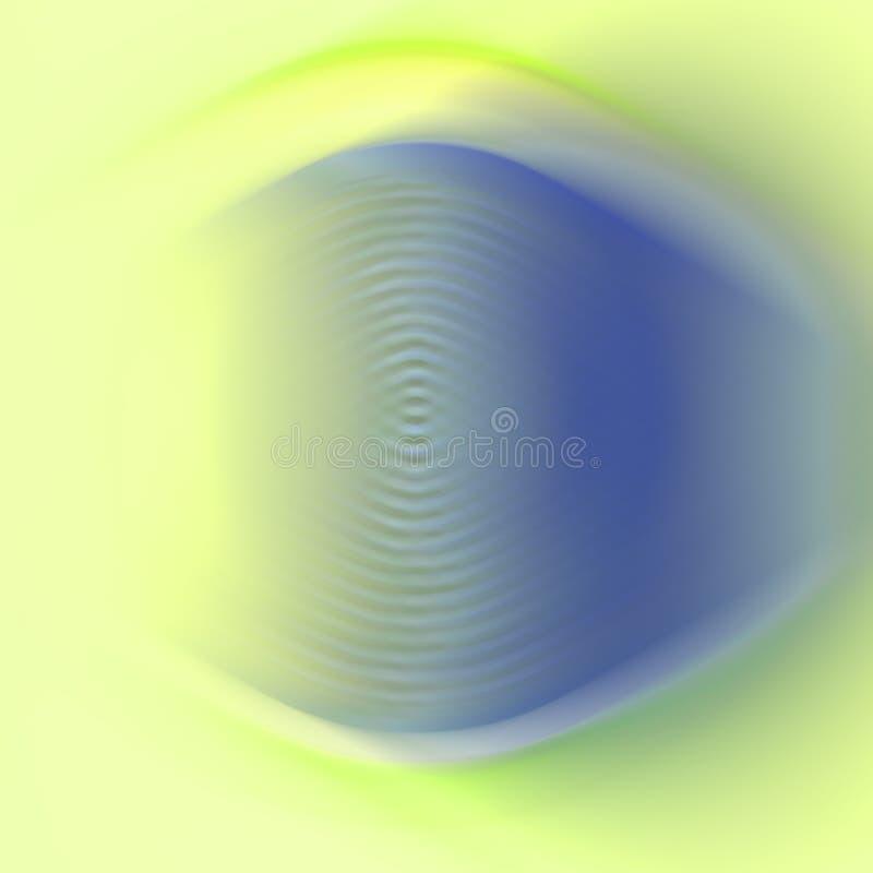 abstrakt begreppfärger och suddigt vektor illustrationer
