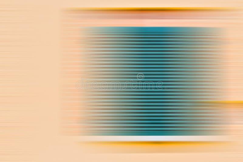 abstrakt begreppfärger och suddigt stock illustrationer