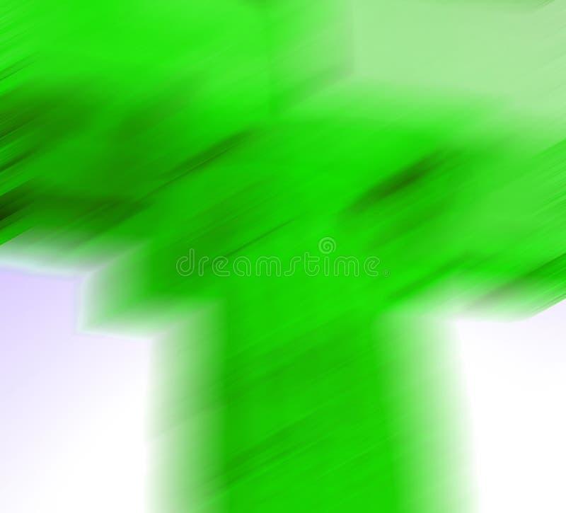 abstrakt begreppfärgerna och suddigt vektor illustrationer