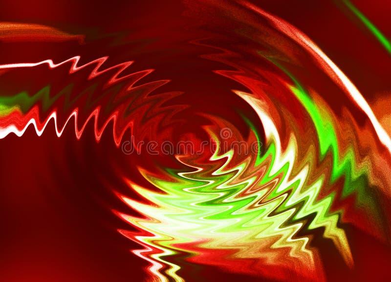 Download Abstrakt begreppwaves stock illustrationer. Illustration av wave - 508128