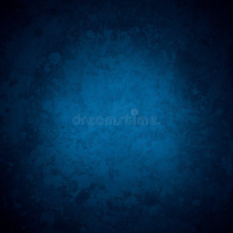 Abstrakt betongblåttbakgrund vektor illustrationer