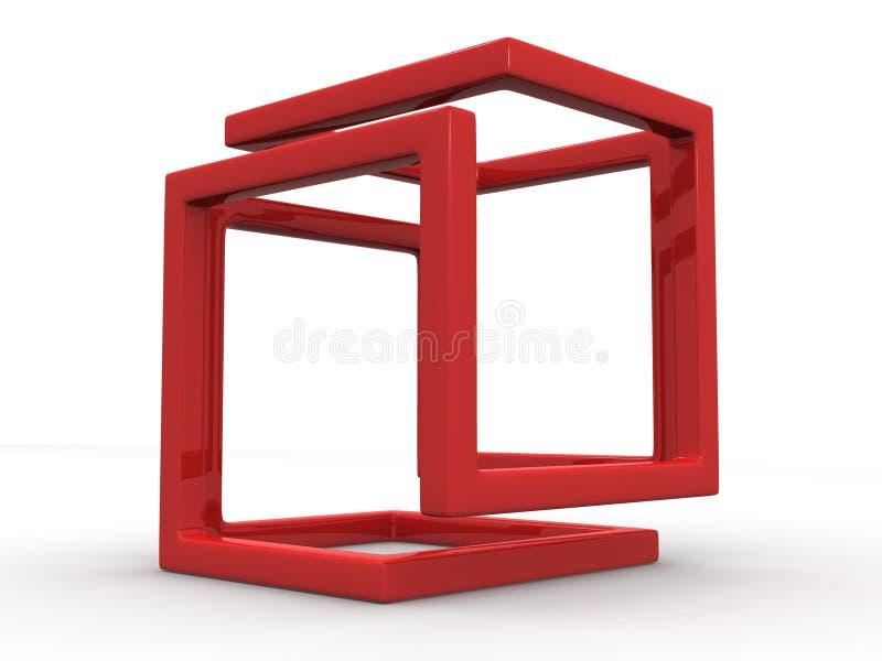 abstrakt bildoändlighet vektor illustrationer
