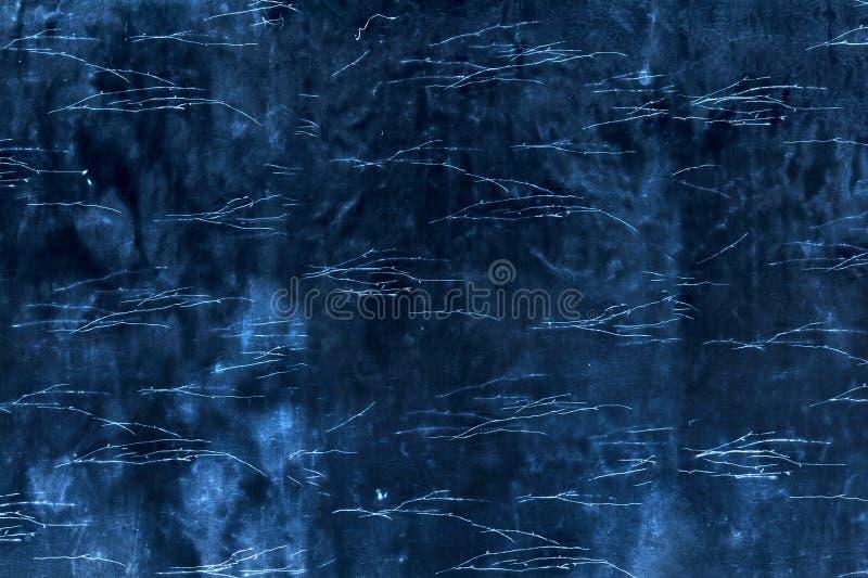 abstrakt blå textur arkivfoto