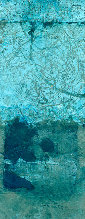 abstrakt blått cyan vektor illustrationer