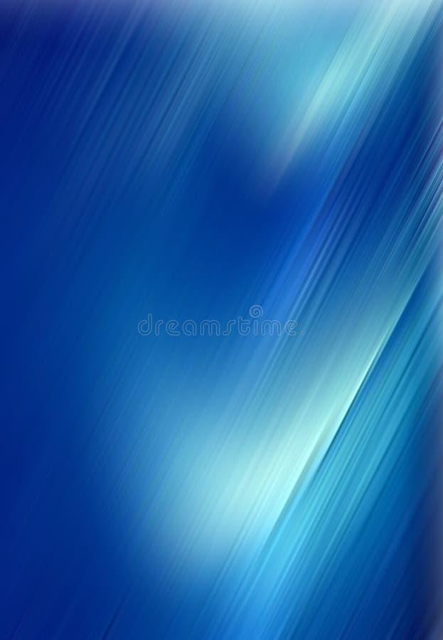 abstrakt blått vatten vektor illustrationer