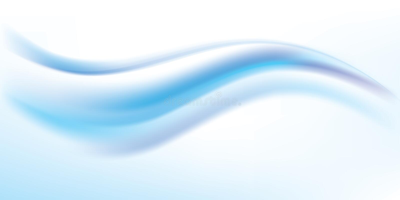 Abstrakt blåttbakgrund stock illustrationer