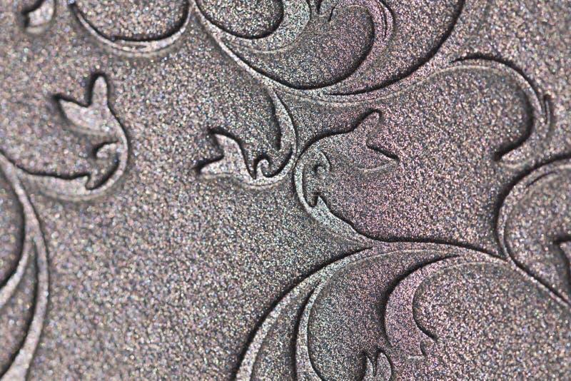 Abstrakt blom- skinande pappers- elegant bakgrund arkivbilder