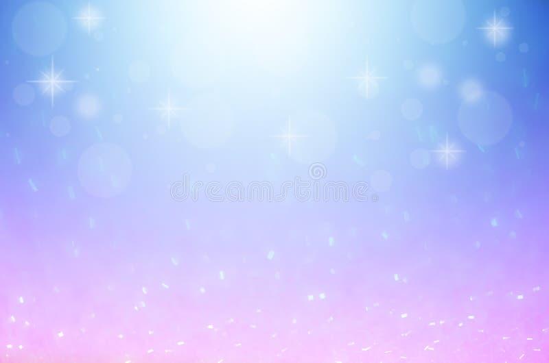 abstrakt bokehlampa royaltyfria foton