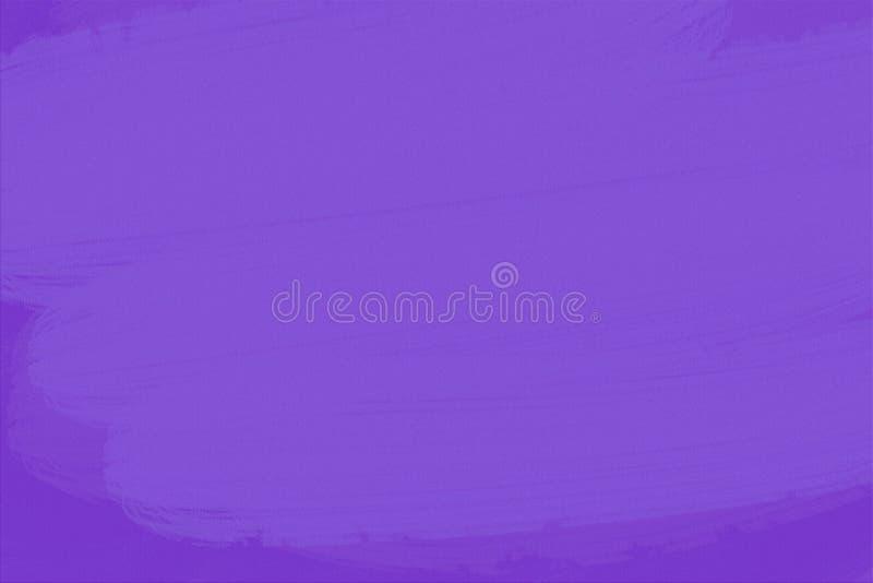 Abstrakt borste med bakgrund för lilapapperstextur royaltyfria bilder