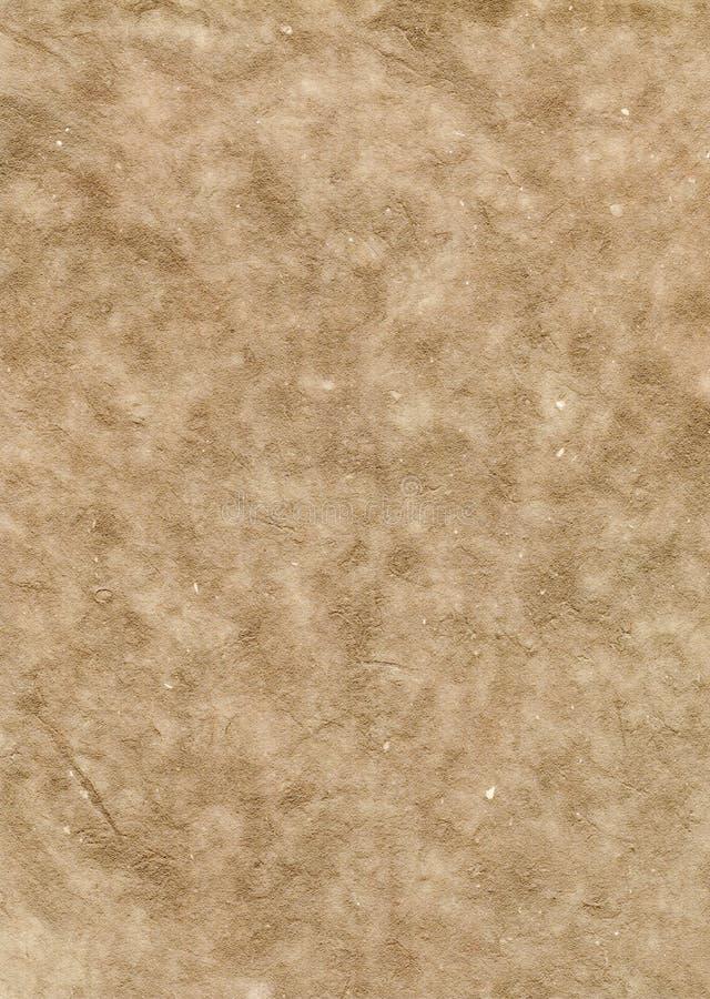 abstrakt brun naturlig paper texturwallpaper royaltyfria bilder