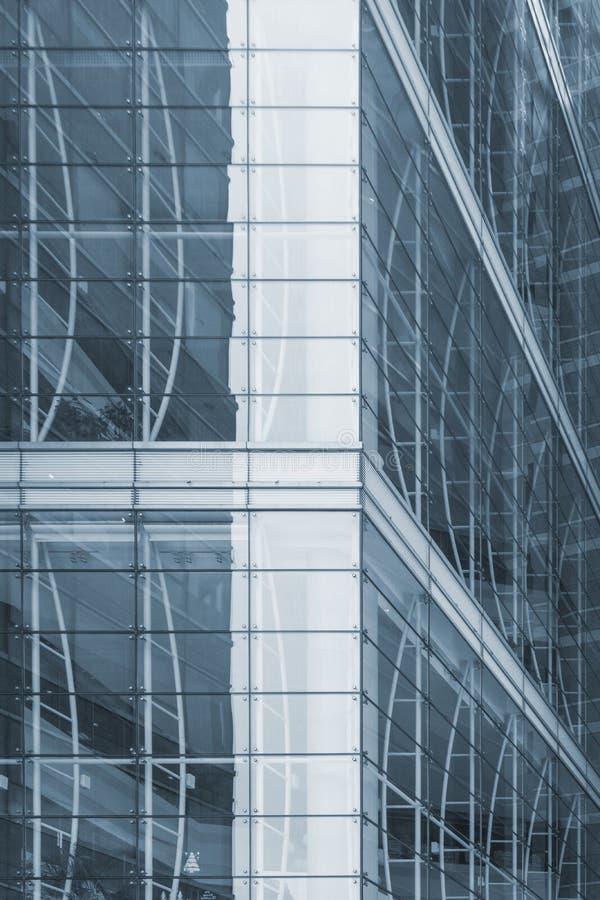 abstrakt byggnadssikt royaltyfria foton