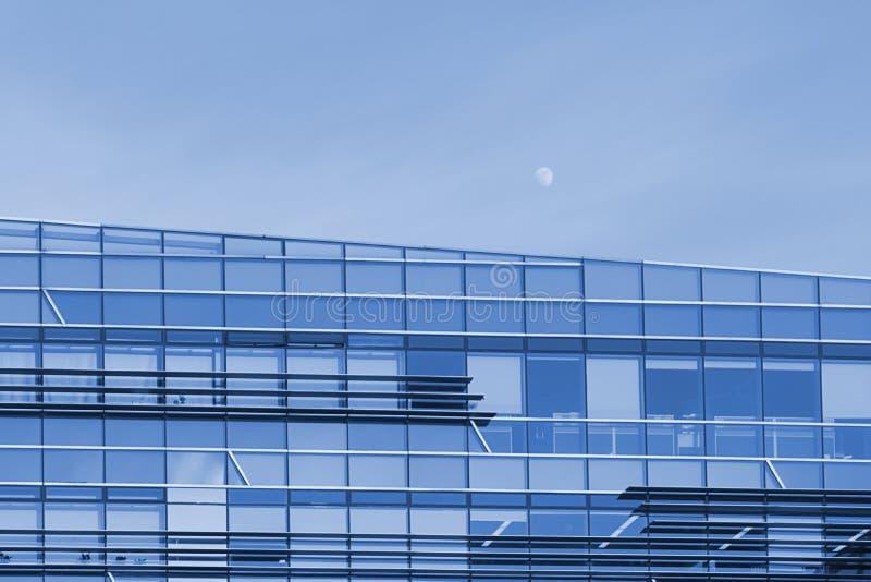 abstrakt byggnadssikt royaltyfri fotografi