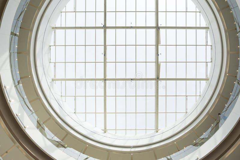abstrakt byggnadssikt arkivbild