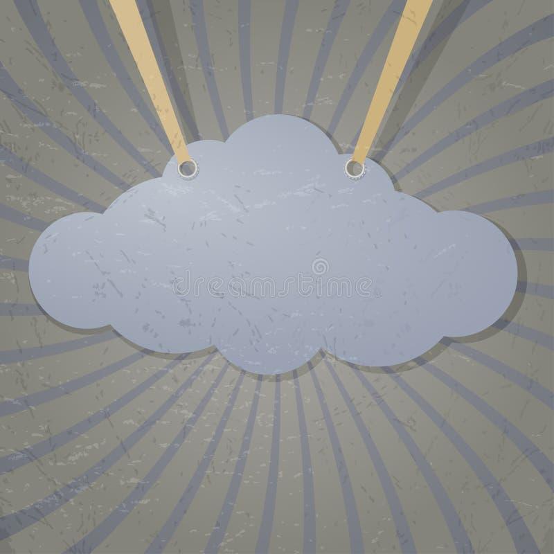 Download Abstrakt chmura ilustracja wektor. Obraz złożonej z natura - 33311033