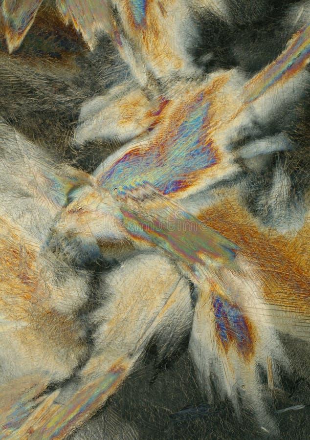 abstrakt crystal is fotografering för bildbyråer