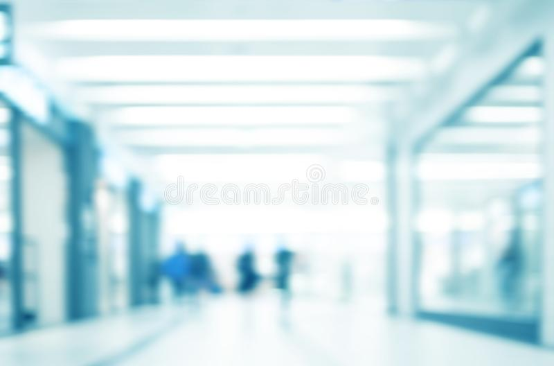 Abstrakt defocused suddig teknologiutrymmebakgrund arkivfoton