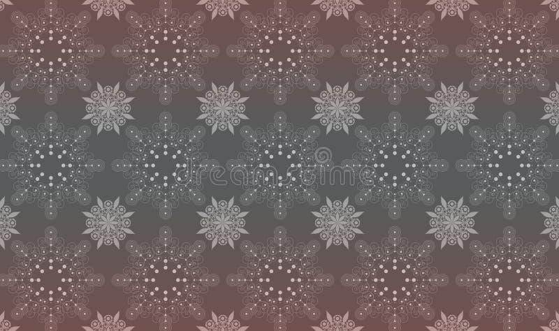 Abstrakt deseniuje tło ilustracja wektor