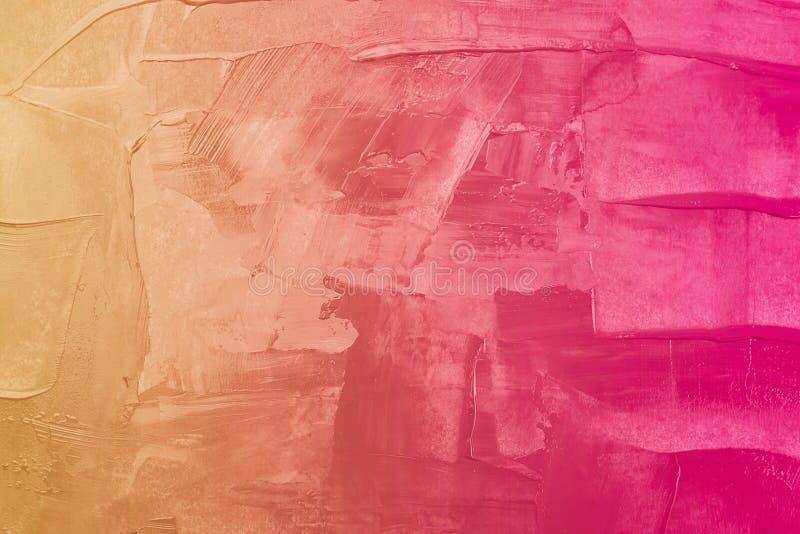 Abstrakt duotoneakrylbakgrund Texturera v vektor illustrationer