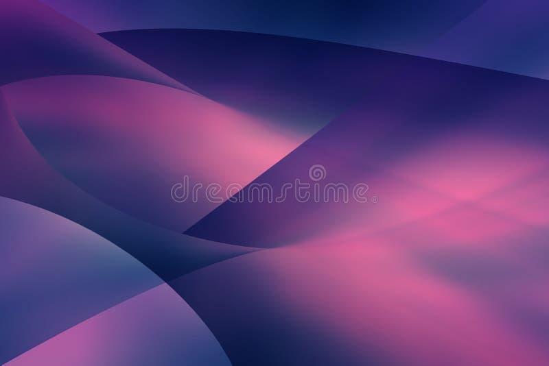 Abstrakt elegant purpurfärgad bakgrund vektor illustrationer