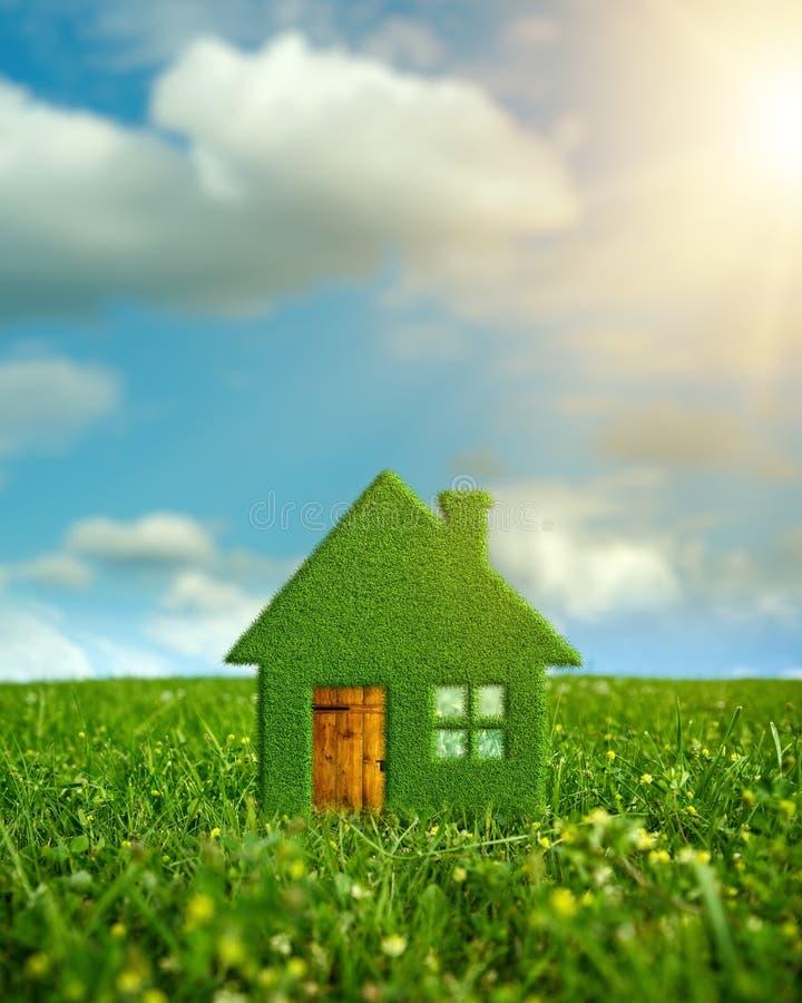 Abstrakt energi - besparingar och ecokonstruktionsbakgrunder royaltyfri foto