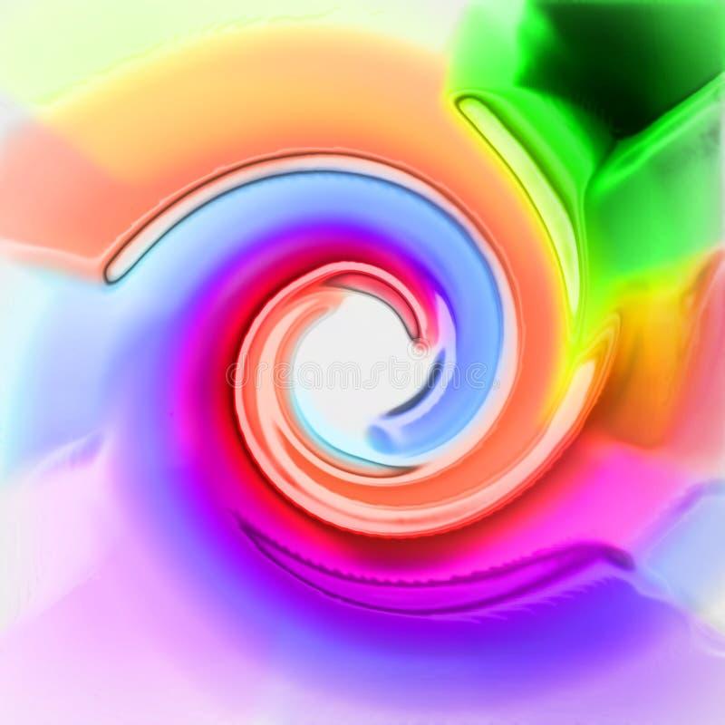 abstrakt färger arkivfoto