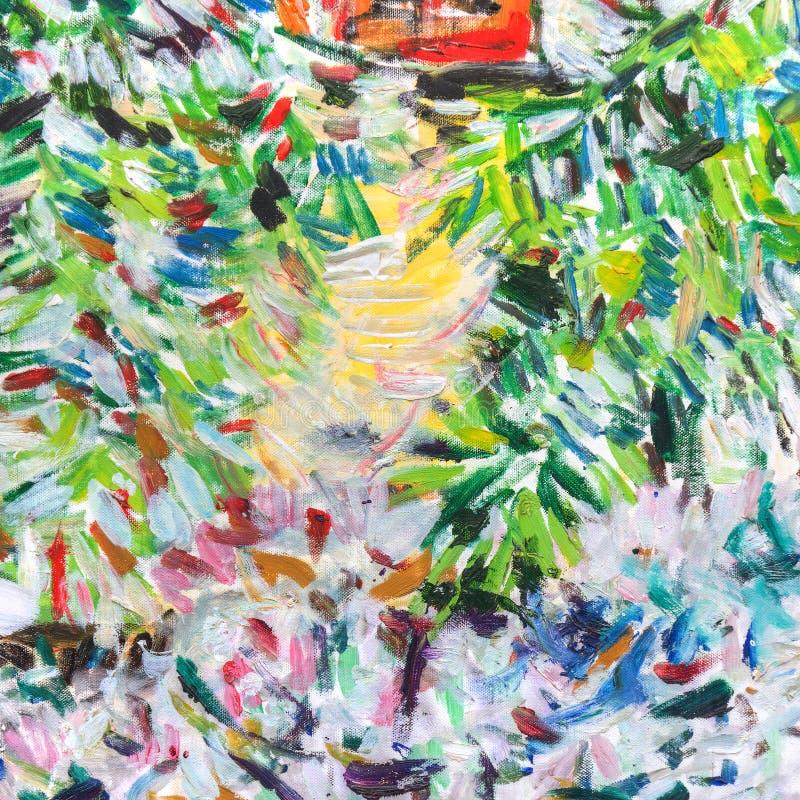 Abstrakt färgrik bakgrund royaltyfria foton