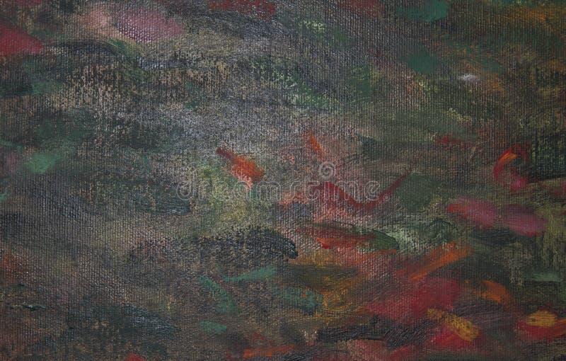 Abstrakt färgrik bakgrund för vattenfärg, suddighetsbakgrund royaltyfria bilder