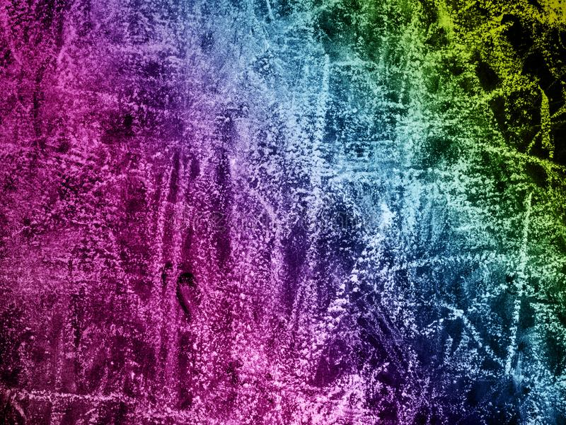 Abstrakt färgrik neonlutningbakgrund tavla royaltyfria foton